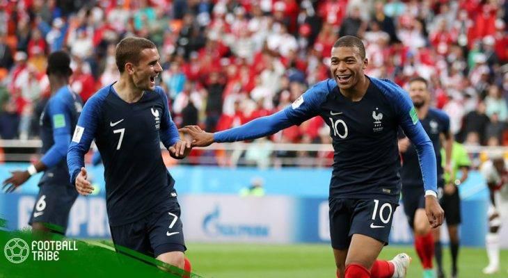 Điểm nhấn sau trận Pháp 1-0 Peru: Dấu ấn Mbappe, dấu hỏi Matuidi