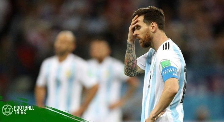 """Bản tin chiều 24/6: """"Messi và đồng đội """"tự xử"""" ở trận đấu với Nigeria"""""""