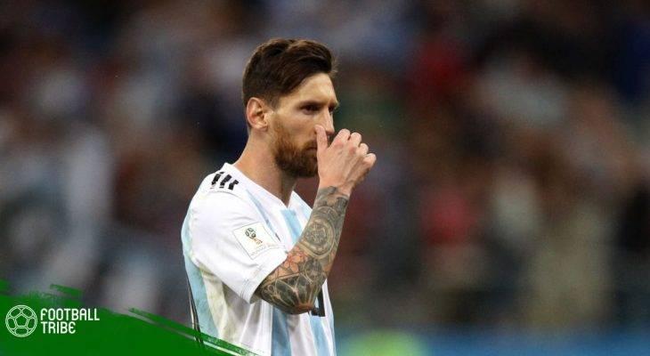 Các cổ động viên Argentina kêu gọi Messi giã từ đội tuyển