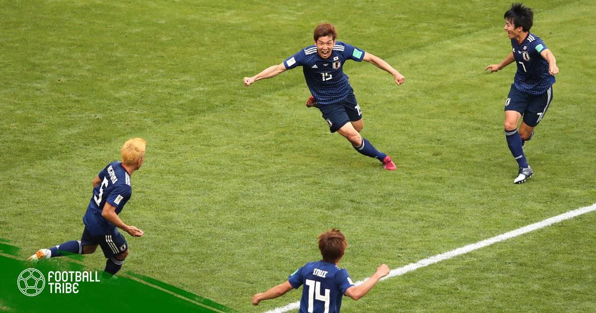 Điểm nhấn Colombia 1-2 Nhật Bản: Anh Đào nở trên đất Nga!