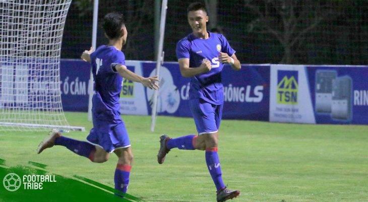 Đánh bại CAND, PVF thể hiện sức mạnh ở giải U17 QG – Cup Thái Sơn Nam