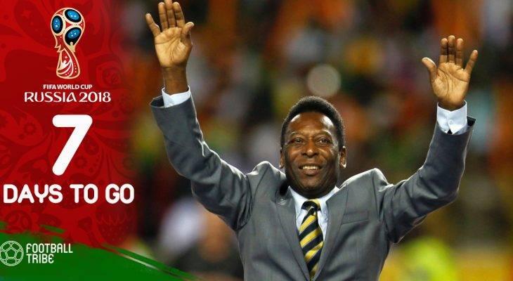 World Cup còn 7 ngày: Pele đánh giá thấp đội tuyển Brazil