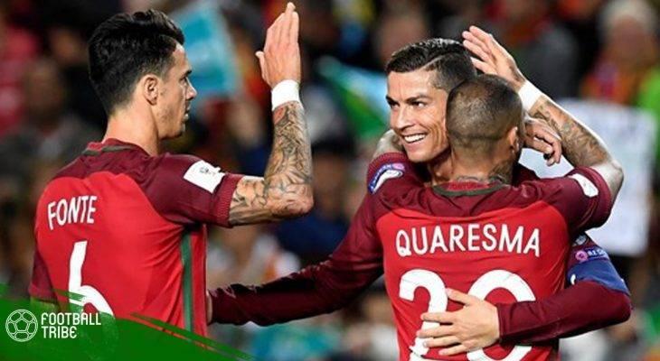 Sporting Lisbon – Lò đào tạo số một World Cup 2018