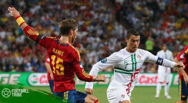 """Điểm tin Real Madrid 12/6: Ramos tự tin """"bón hành"""" Ronaldo"""