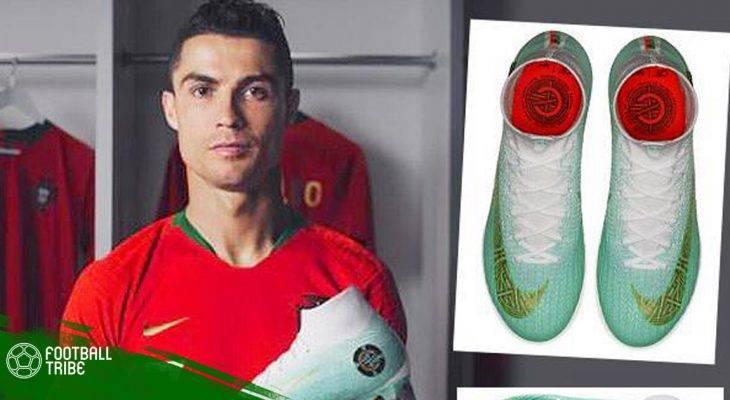 """Cristiano Ronaldo được Nike thửa riêng """"vũ khí"""" khủng"""