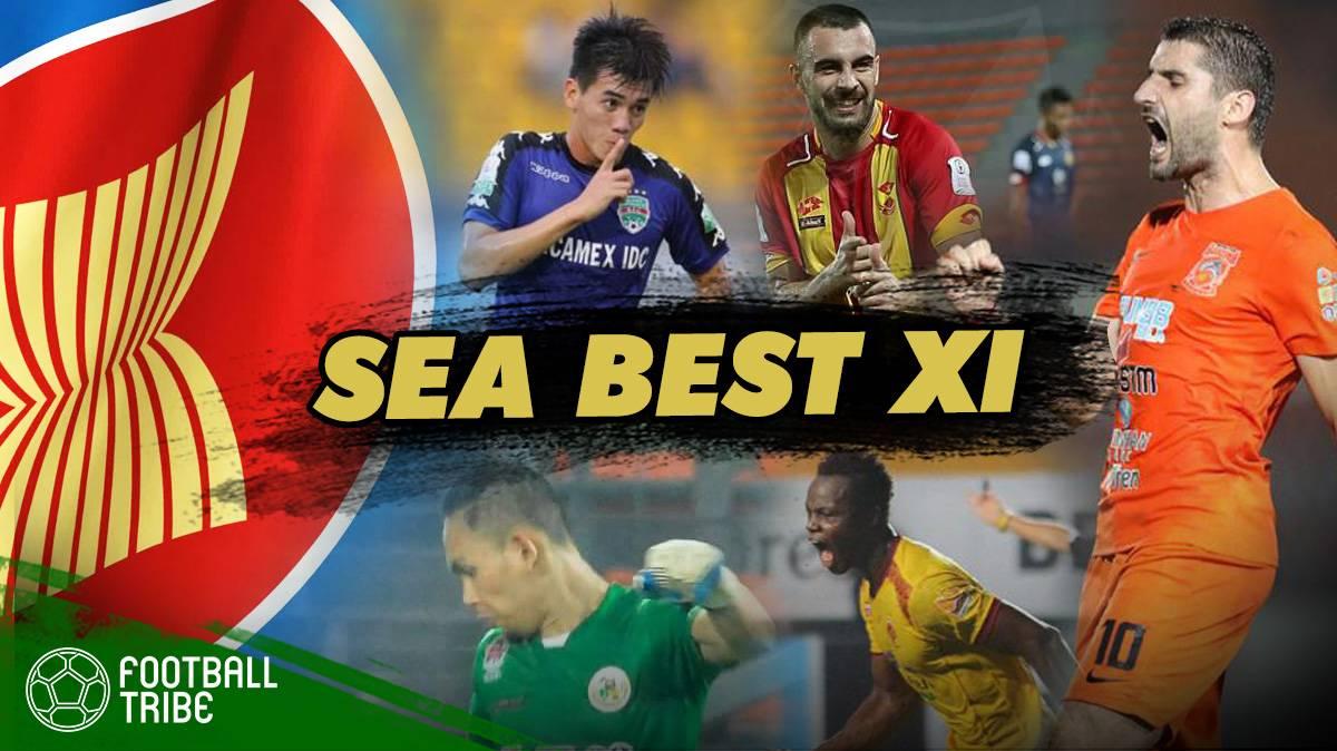 ĐHTB Đông Nam Á tuần qua: Không thể thiếu hàng công V.League