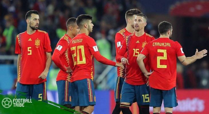 Điểm nhấn Tây Ban Nha 2-2 Morocco: Bò Tót nhọc nhằn giành ngôi nhất bảng