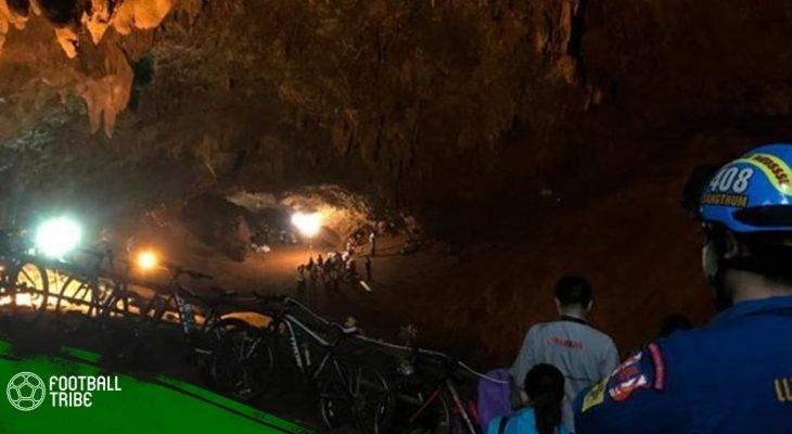 Thợ lặn Thái Lan tử vong khi giải cứu đội bóng trong hang