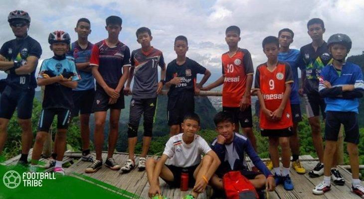 Thái Lan chạy đua với thời gian giải cứu đội bóng thiếu niên