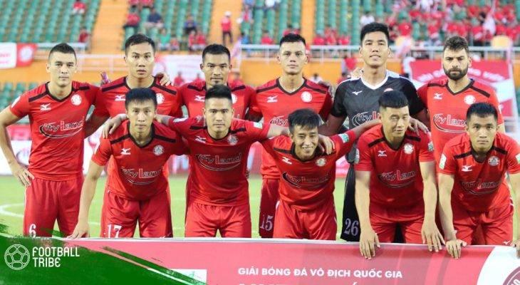 Vòng 12 V.League 2018: TP HCM nối dài chuỗi trận không thắng