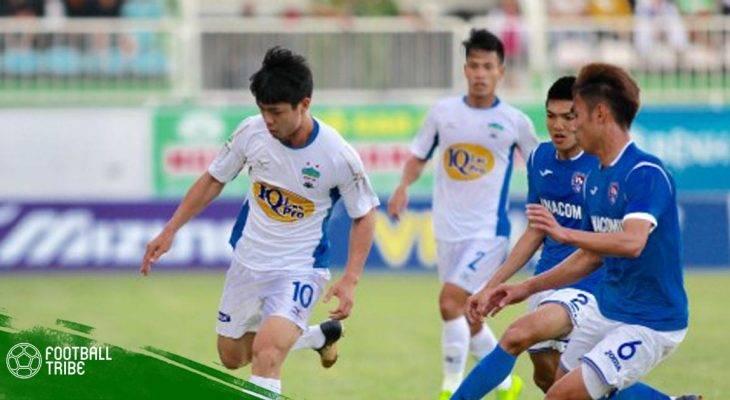 Vòng 12 V.League 2018| Than Quảng Ninh – HAGL: Đại chiến vì top 3