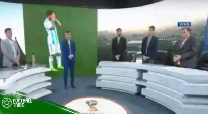 """Truyền thông Argentina """"cạn ngôn"""" với đội nhà"""