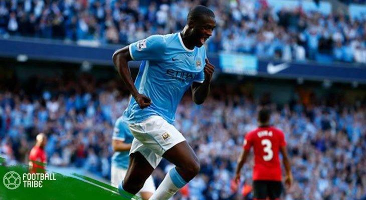 Yaya Toure sẵn sàng nhận lương…. 1 Bảng để tới Man Utd