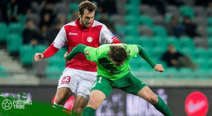 HAGL chiêu mộ trung vệ người Croatia