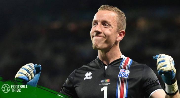 Thủ môn Iceland bật mí bí quyết cản phá quả đá 11m của Messi