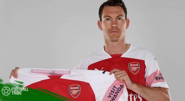 """Arsenal có tân binh đầu tiên, chia tay """"bệnh binh"""" lâu năm"""