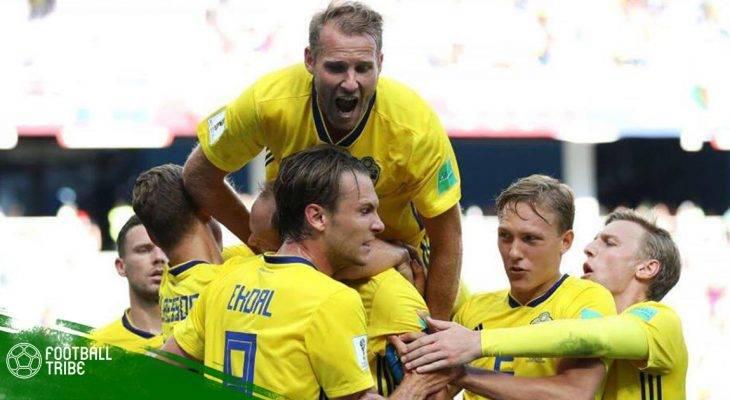 Thuỵ Điển 1-0 Hàn Quốc: VAR lại lên tiếng