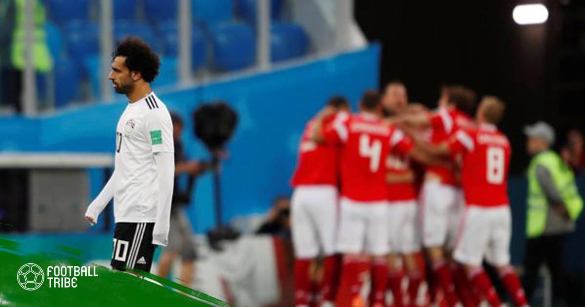 Điểm nhấn Nga 3-1 Ai Cập: Salah không thể ngăn cản chủ nhà