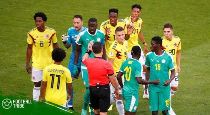 Điểm nhấn Colombia 1-0 Senegal: Sạch bóng đại diện Châu Phi
