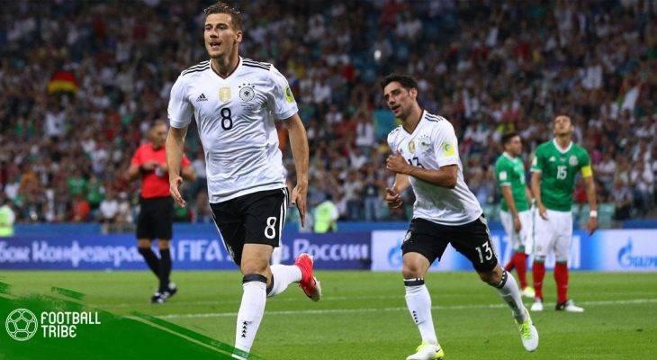 Những cái tên có thể định đoạt trận đấu Đức – Mexico