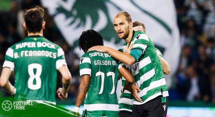 Thêm bốn cầu thủ chấm dứt hợp đồng với Sporting Lisbon