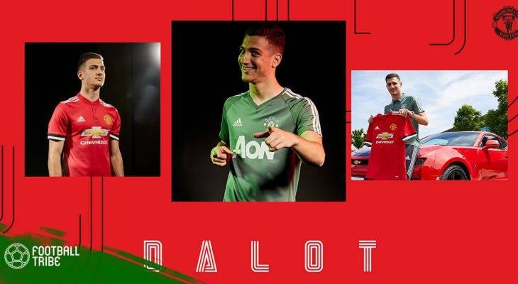 Bản tin tối 6/6: Dalot chính thức cập bến Manchester United