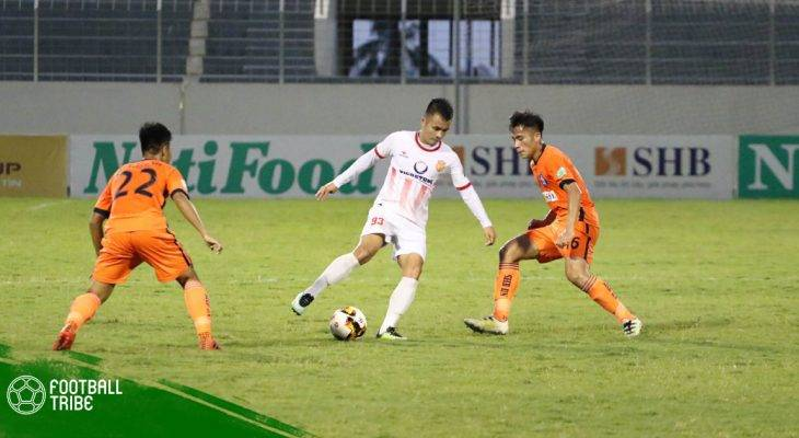 SHB Đà Nẵng 4-2 Nam Định: Mưa bàn thắng!