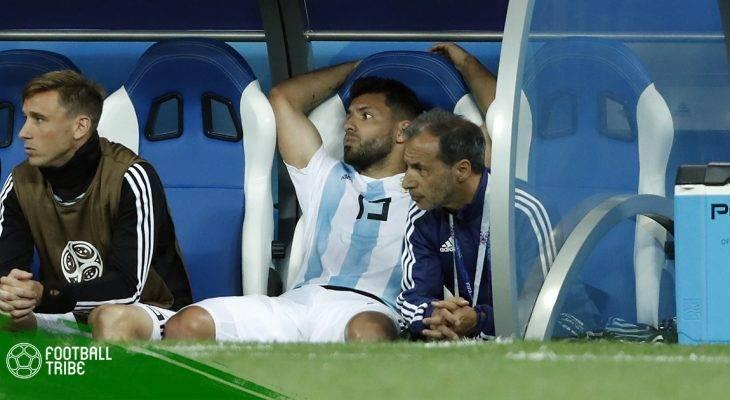 """Bản tin chiều 22/6: Cầu thủ Argentina đầu tiên """"bật"""" thầy"""