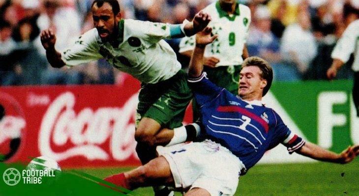 Những chiến lược gia World Cup 2018 từng dự giải đấu dưới vai trò cầu thủ