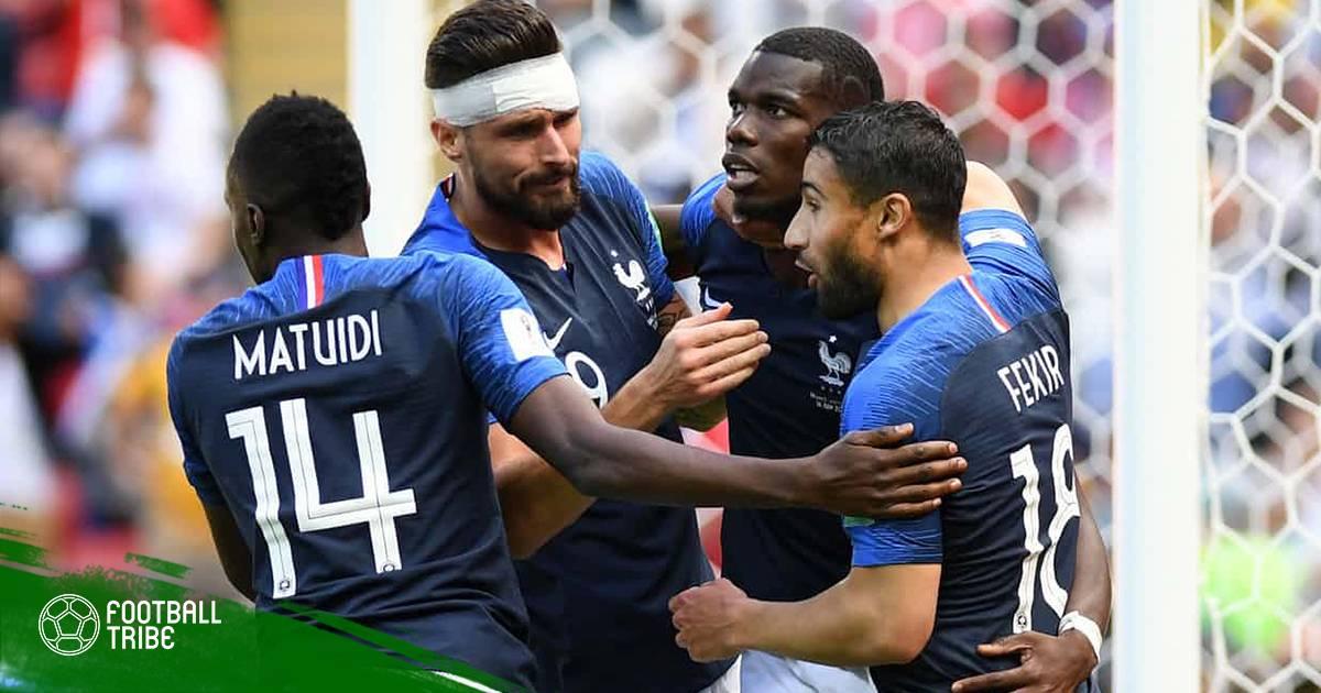 Bảng C Pháp 2-1 Australia: Gà Trống thắng nhờ… công nghệ