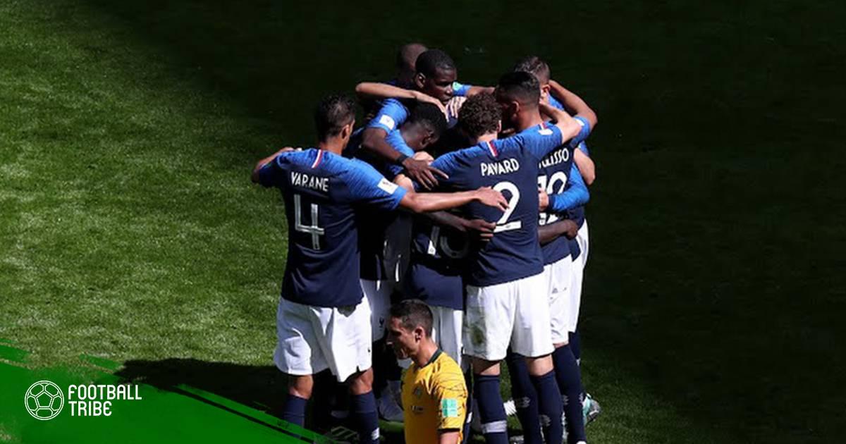 Điểm nhấn Pháp 2-1 Australia: Trận đấu của công nghệ