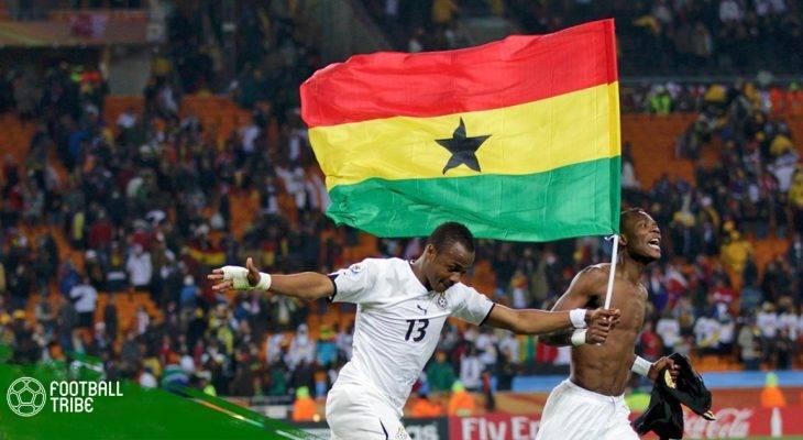 Liên đoàn bóng đá Ghana bị chính phủ…giải thể
