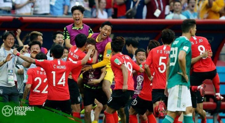 """Những lần đội tuyển Châu Á làm """"bẽ mặt"""" đại diện Châu Âu ở World Cup"""
