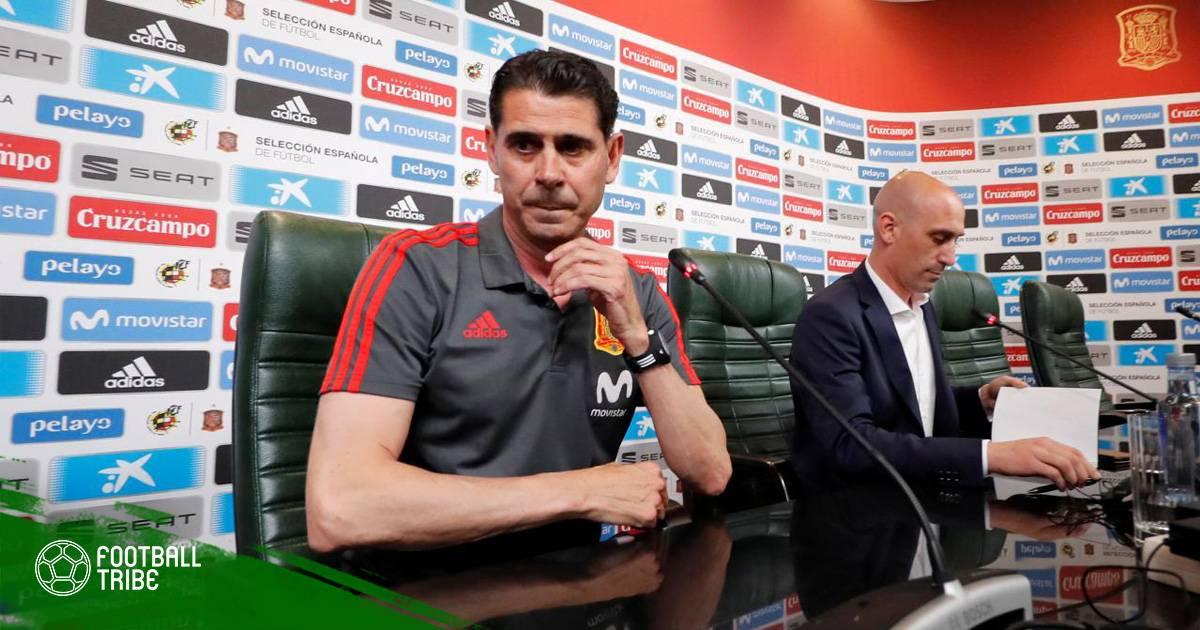 Bản tin tối 8/7: Fernando Hierro rút lui khỏi ghế nóng ĐT Tây Ban Nha