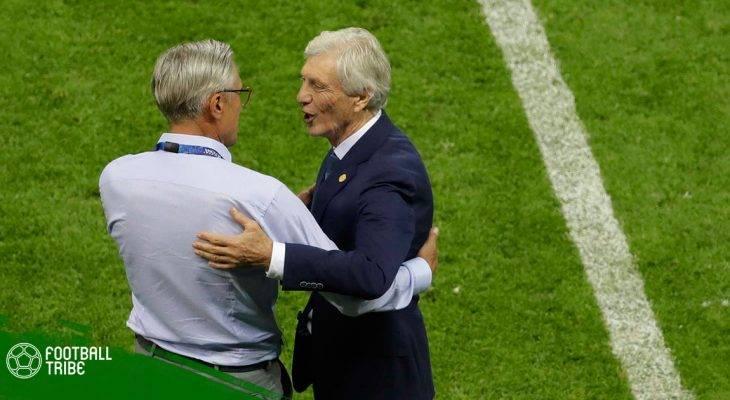 Những huấn luyện viên có thể thất nghiệp sau World Cup 2018
