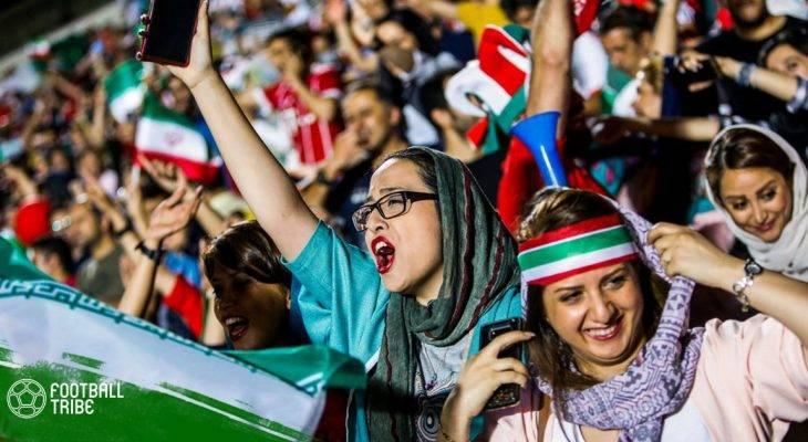 World Cup 2018: Phụ nữ Iran giành thắng lợi lịch sử