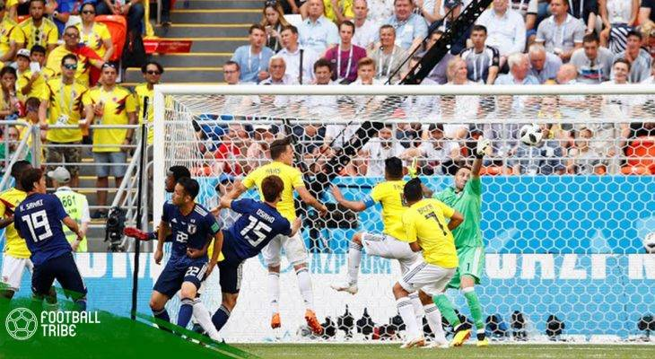 """Những khởi đầu """"ấn tượng"""" của các đội bóng châu Á ở World Cup"""