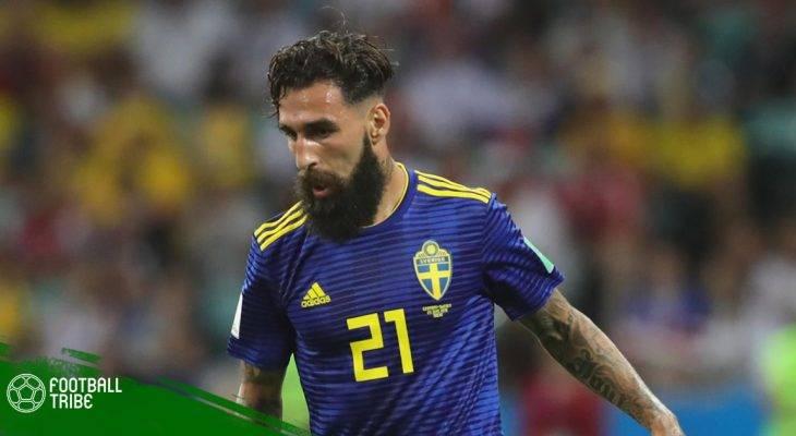 Bản tin tối 25/6: Cầu thủ Thụy Điển bị xúc phạm nghiêm trọng