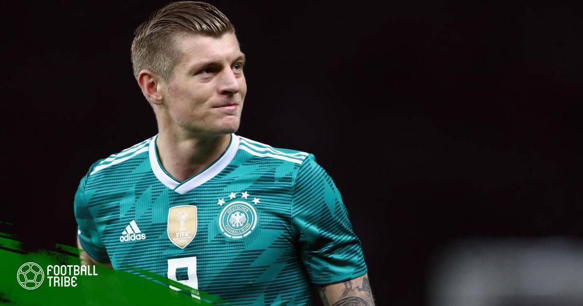 Bản tin tối 4/7: Kroos bỏ ngỏ khả năng giã từ ĐT Đức