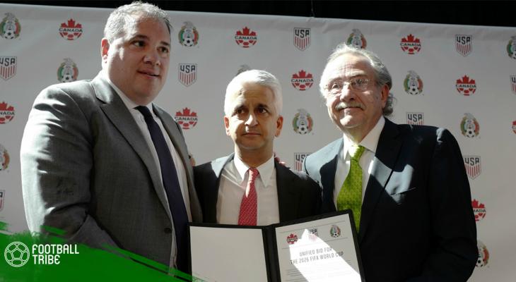 Mỹ, Mexico và Canada giành quyền đăng cai World Cup 2026