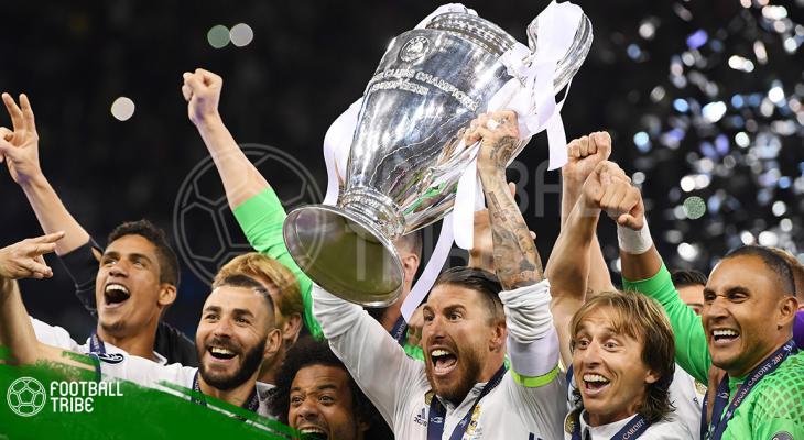 UEFA tiến hành bốc thăm cho Champions League mùa giải mới