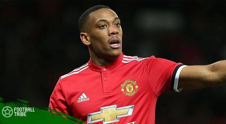 Martial bị Man Utd gạch tên khỏi tour du đấu