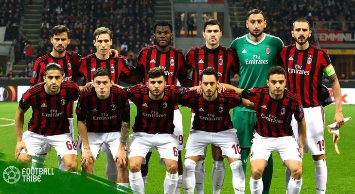 Kháng án thành công, AC Milan thoát án phạt từ UEFA