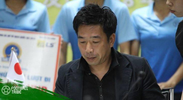 CLB nữ Hà Nội có HLV trưởng người Nhật Bản