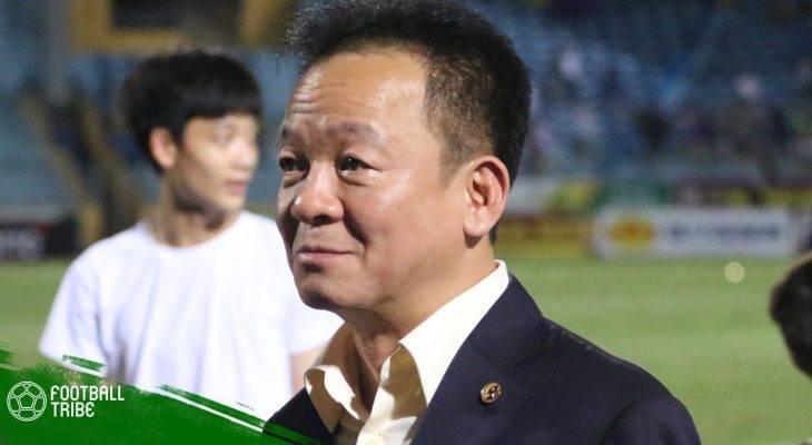 Bất bại sau lượt đi, Hà Nội nhận thưởng tiền tỷ