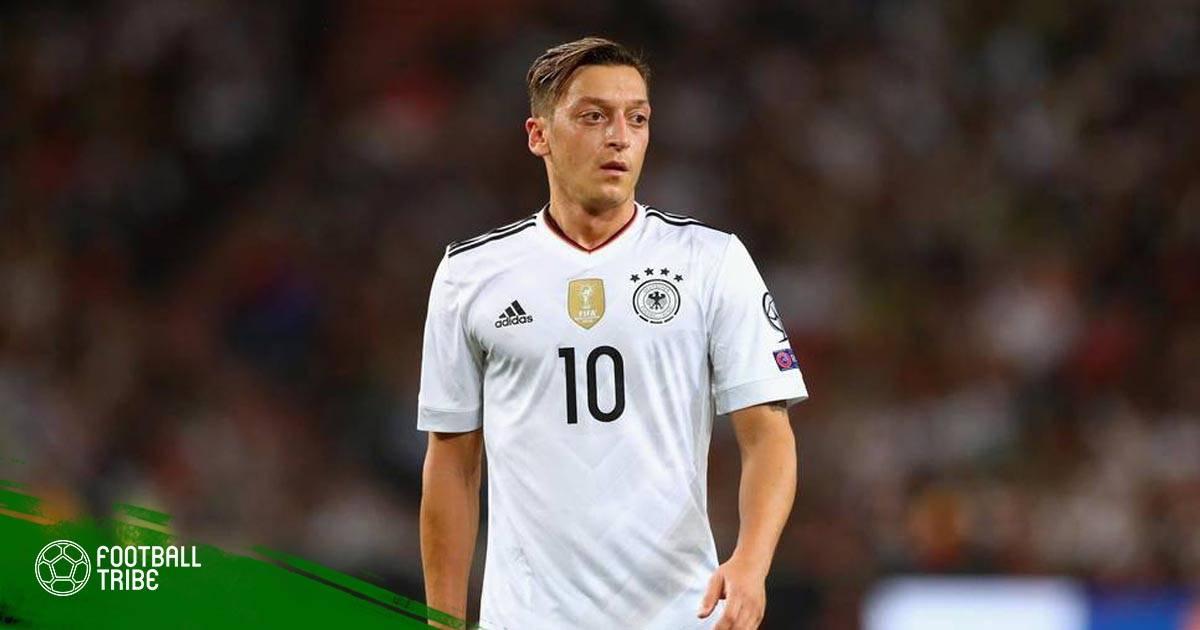 Bản tin tối 3/7: Ozil nhận số áo mới