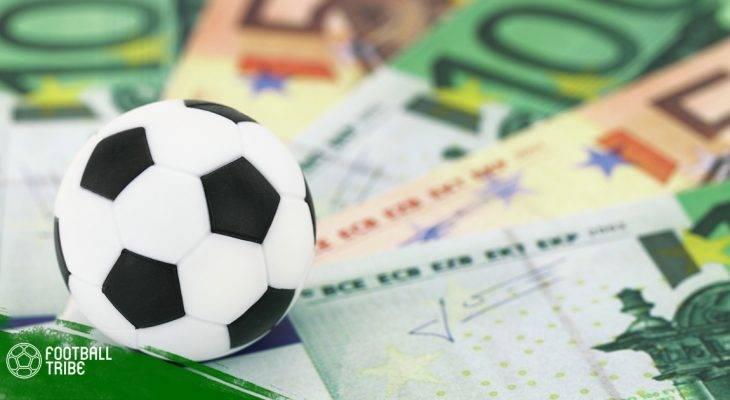 """Bóng đá châu Âu: """"Big Five"""" đạt lợi nhuận kỉ lục"""