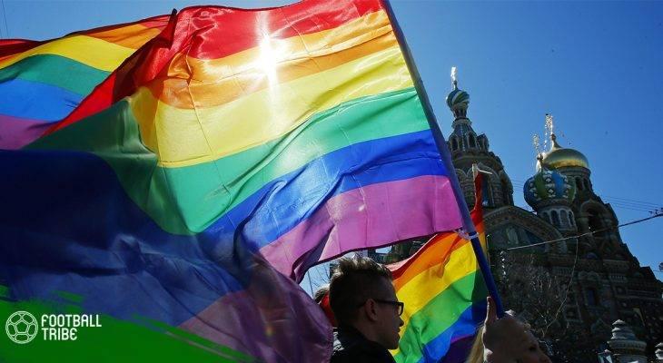 """Nhà cái """"tung chiêu"""" ủng hộ LGBT+ tại World Cup Nga"""