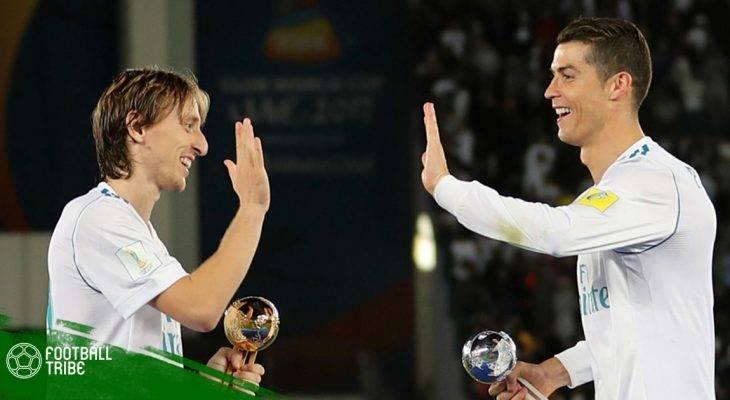 Những cầu thủ Real Madrid đang tỏa sáng tại World Cup 2018