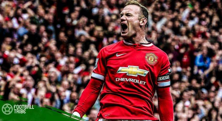 """Wayne Rooney và """"tháng năm rực rỡ"""" ở xứ sở sương mù"""